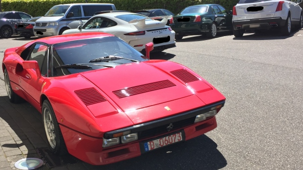 German Police Searching For Ferrari 288 GTO Stolen During Test Drive