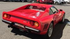 Stolen Ferrari
