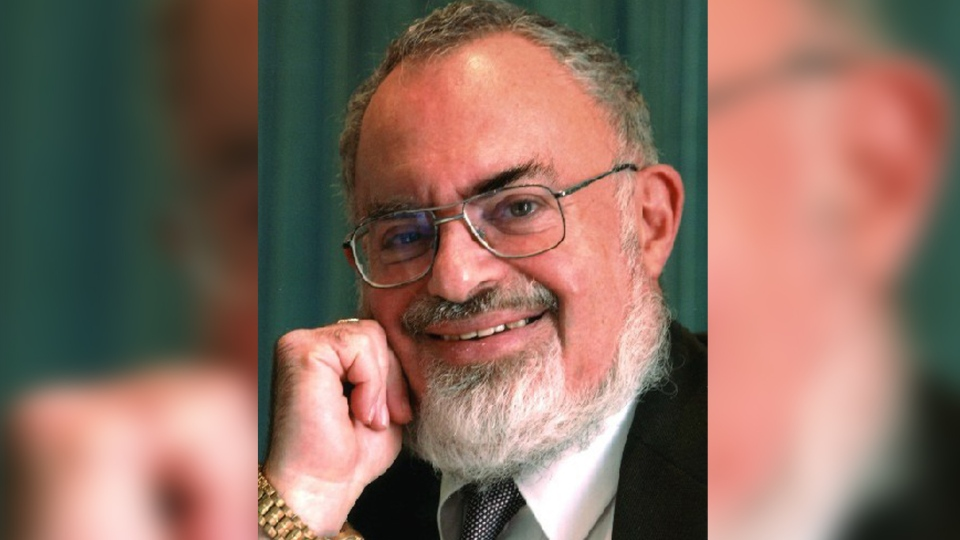 UFO scientist Stanton Friedman is shown in a handout photo. Friedman, nuclear physicist, lecturer and world-renowned devotee of extraterrestrial existence, has died at the age of 84. THE CANADIAN PRESS/HO