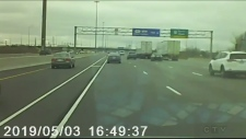 OPP release video of crash on Hwy. 410