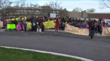 gerald mcshane protest