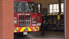 baby found at fire hall