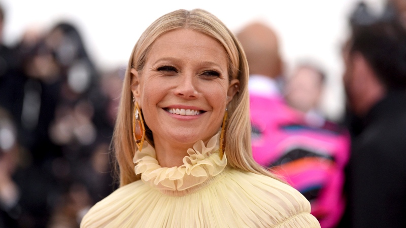 "Gwyneth Paltrow attends The Metropolitan Museum of Art's Costume Institute benefit gala celebrating the opening of the ""Camp: Notes on Fashion"" exhibition on Monday, May 6, 2019, in New York. (Photo by Evan Agostini/Invision/AP)"