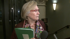 Minister Carolyn Bennett