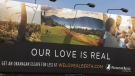A Predator Ridge billboard is seen in Edmonton.