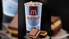 It's unclear how long the specialty Chocolate Nanaimo McFlurry will be around, but the restaurant chain says it's only for a limited time.