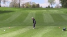 Conditions at area golf courses improving slowly