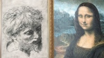 A composite image of two pieces of art created by Cosimo Geracitano, who has spent hundreds of hours creating stunning replicas of some of the most famous artworks in history. (Melanie Nagy / CTV)