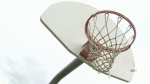 Basketball net back up in Orléans