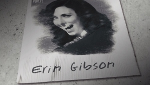 Erin Gibson Pop Life sketch