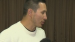 Jordin Tootoo gets candid at conference