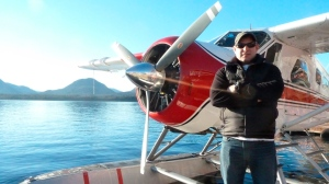 In this 2014 photo, Randy Sullivan poses for a photo in Ketchikan, Alaska. (James Glionna/Los Angeles Times via AP)
