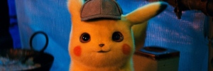 A scene from 'Detective Pikachu'