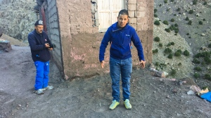 Morocco murder