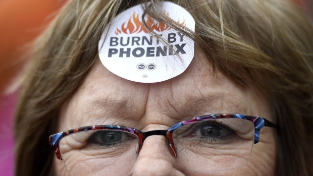 Burnt by Phoenix