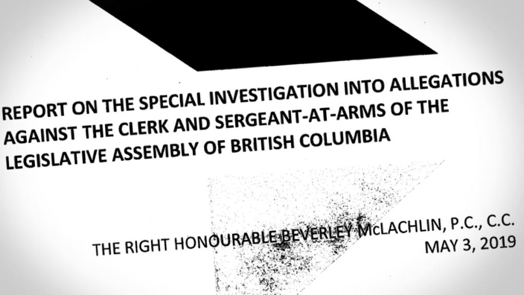 McLachlin report