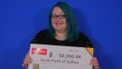 Sarah Martel, 37, of Sudbury wins $50,000 (OLG)