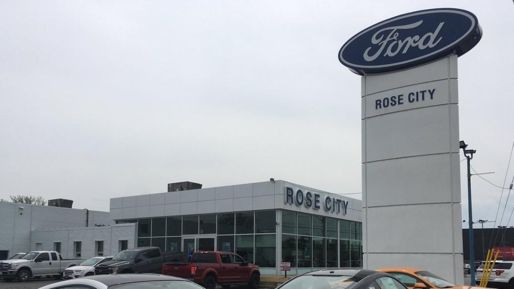 Boycott ends at Windsor Ford dealership