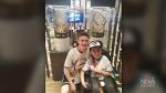 Maritime boys enjoy dream trip to meet Blue Jays