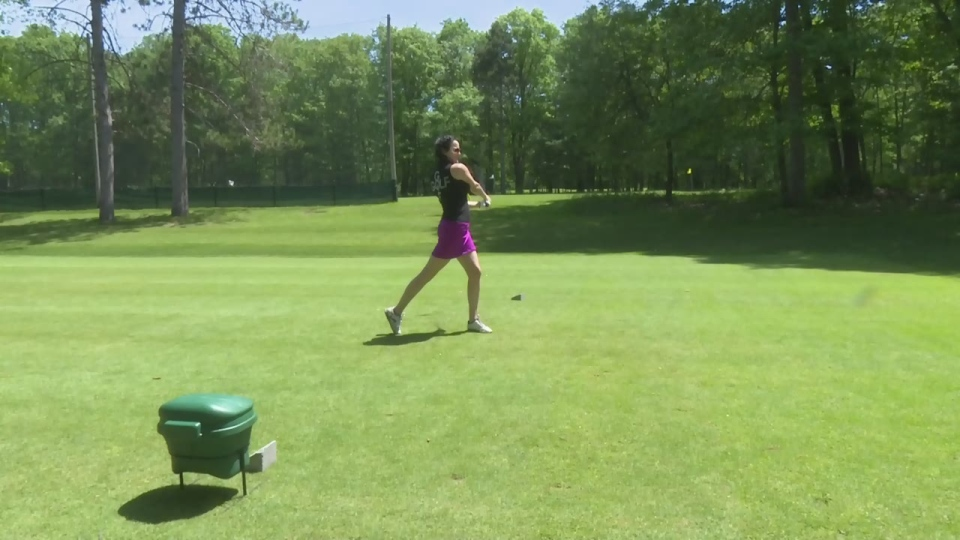 Mikey's Place for Autism hosts a golf tournament on June 5 annually to raise funds. (CTV News/Jim Holmes)