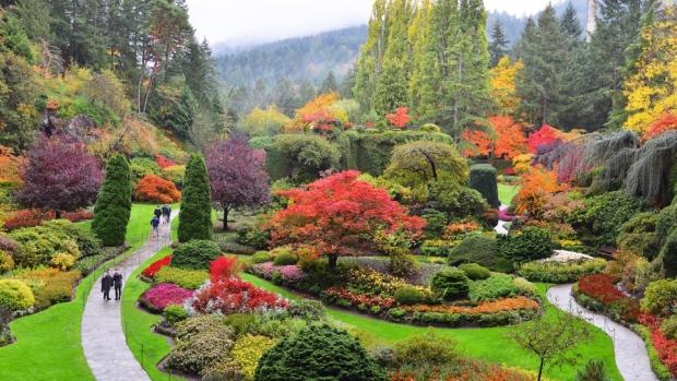 Butchart Gardens To Host Serena Ryder Jim Cuddy This