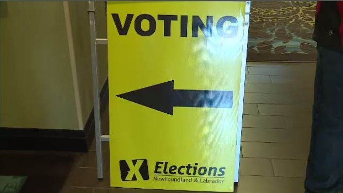 Election night in Newfoundland and Labrador