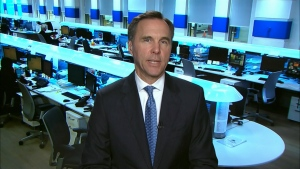 Finance Minister Morneau