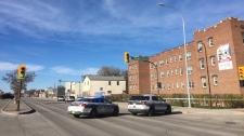 Main Street incident