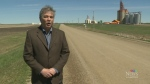 A made-in-Manitoba product is helping to make road