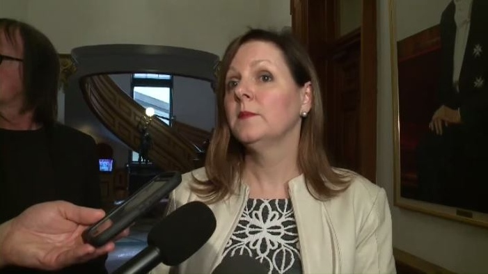 Dr. Jennifer Russell, the chief medical officer of health, says there was some confusion about whether there were four cases after the New Brunswick Community College recently reported a suspected case her office was already investigating.