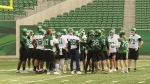 Riders rookie camp gets underway