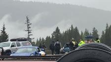 Coquihalla Highway crash