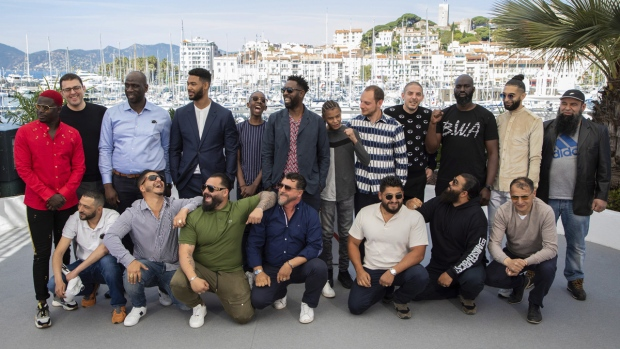 Photo call for the film 'Les Miserables' at Cannes