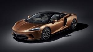 2020 McLaren GT (Courtesy of McLaren)