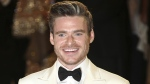 Actor Richard Madden poses for photographers at the 72nd international film festival, Cannes, on May 16, 2019. (Joel C Ryan / Invision / AP)
