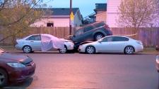 Taradale Calgary shooting scene homicide