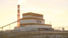 Coronach Poplar River Power Station