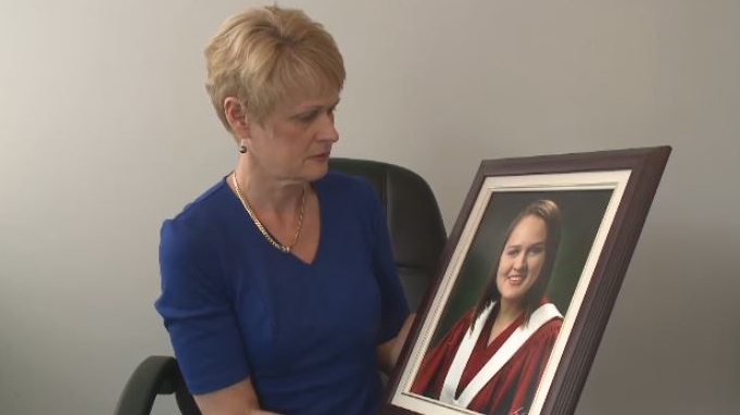 N.S. mother runs Toronto Marathon six years after daughter died during race