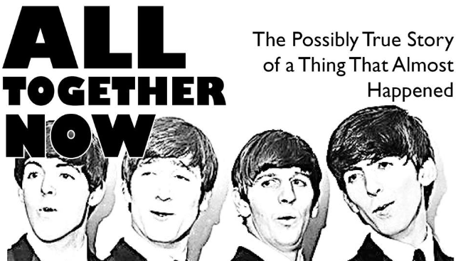 """Murray's play, subtitled """"The possibly true story of a thing that almost happened,"""" includes some historical town characters, including the local librarian and mayor. The Beatles, like in real life, never make an appearance. (Handout)"""