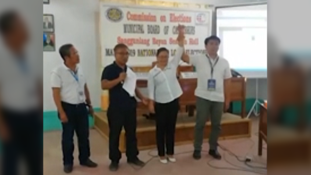 Best-of-three coin toss decides Philippines town's new mayor