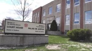 Sudbury courthouse (Alana Everson/CTV Northern Ontario)
