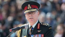 Chief of Defence Staff General Jonathan Vance