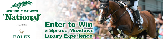 Spruce Meadows Page Listing