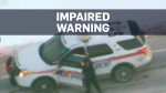 Impaired driving title card