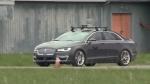 Autonomous vehicle testing track opens