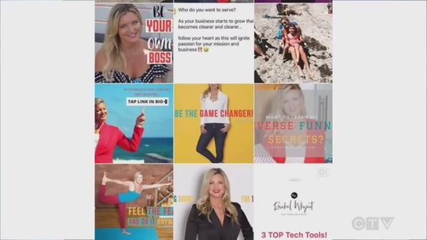Marketing your side hustle on social media
