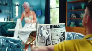 CTV Montreal: Pink a the Bell Centre