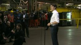 Justin Trudeau, tariffs