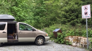 People who live in vans are complaining about a proposed bylaw in Squamish that they say would limit their ability to stay in the city.