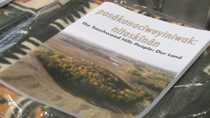 The Touchwood Hills People: Our Land was released at the 20th anniversary of the Touchwood Agency Tribal Council in Punnichy.